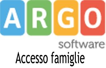 Accesso al registro online per le famiglie